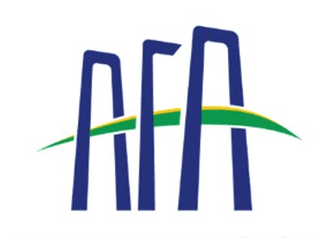 The AFA logo stands for Agriculture Future of America